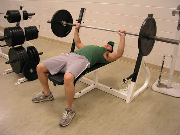 Bench Press Far Beyond Strength